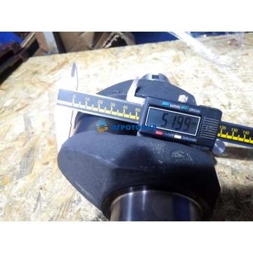 Вал коленчатый R190 (болты М12, высота до шейки 54,6 мм) -