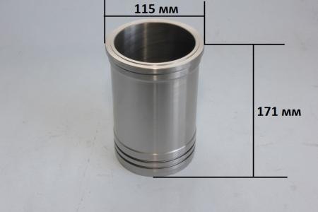 Гильза цилиндра R195 (наружный диаметр 115 мм, L=171 мм)