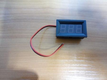 Вольтметр на мототрактор DW 150RX i