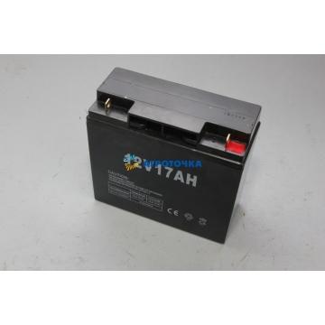 Аккумулятор 12 вольт 18 А/ч 178F/186F -