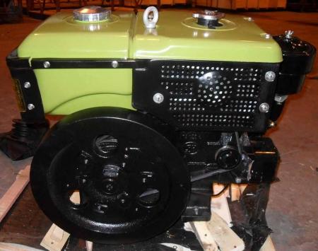 Двигатель дизельный ДД195В (12 л.с. / ручной стартер)