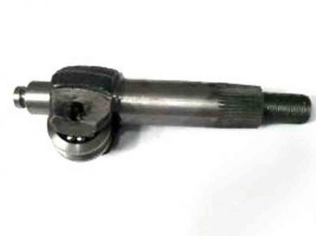 Вал рулевого механизма горизонтальный с подшипником в сборе(новый образец) 36шл  ХТ120-220