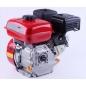 Двигатель бензиновый 7 л.с. 170F (на коленвале 6 шлицов, Ø 25 мм) -