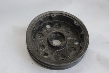 Шкив сцепления (на 2 ремня) МБ1080