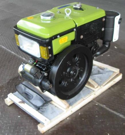 Двигатель дизельный ДД195ВЭ (12 л.с. / эл. стартер)