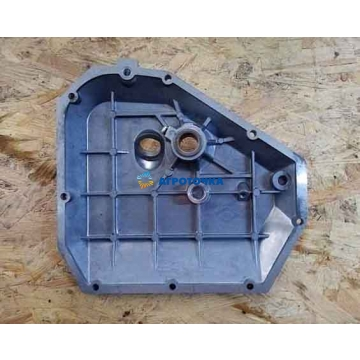Крышка картера (алюминиевая) крепится на 8 болтов R185/190/192 -