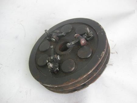 Сцепление в сборе (2 ручья 1-но дисковое) МБ1080 - МБ1012