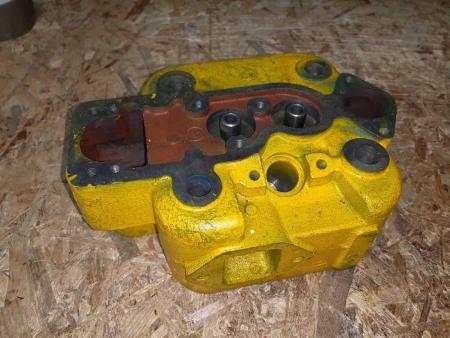 Головка блока цилиндра DLH1100 Х160
