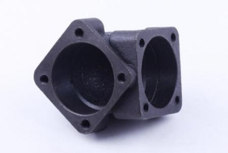 Корпус редуктора угловой чугунный КР-02
