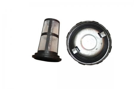 Крышка топливного бака и сетка (потайная горловина) R195