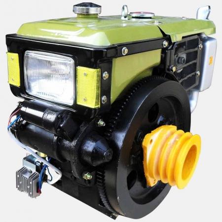 Двигатель дизельный ДД190ВЭ (10 л.с. / эл. стартер)
