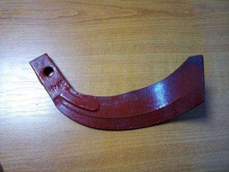 Нож почвофрезы IT-185 правый (мб)