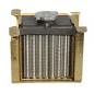 Радиатор (алюминиевые круглые соты) R185/190/192 -