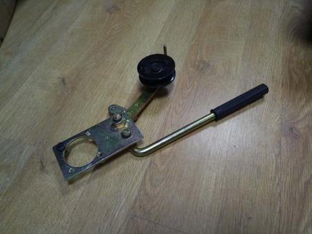 Натяжной механизм в сборе косилки роторной КР-01